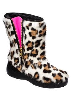 madita leopard boot