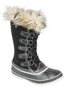joan of arctic black sail boot