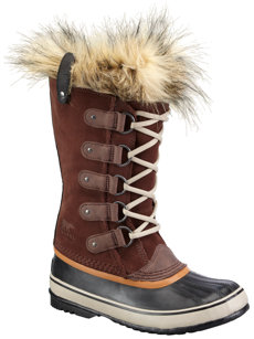 joan of arctic tobacco boot