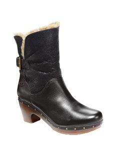 amoret black boot
