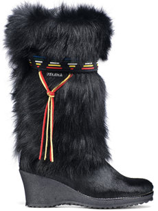arapaho wedge boot