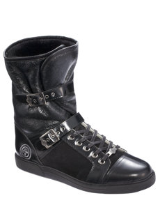 glitzbuhel black boot