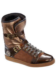 glitzbuhel brown boot