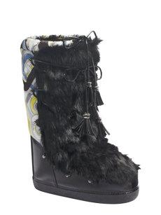 ferro print moon boot