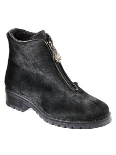 turin zip boot solid
