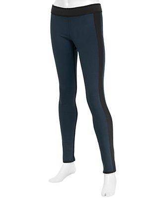 New ATHLETA WOMENS POLARTEC REFLECTIVE POWERLIFT TIGHT SKI PANTS $108.00 XS S TALL   EBay