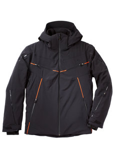 blade black/orange jacket