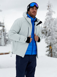 gore-tex outer jacket