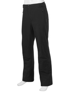 razor black insulated ski pant