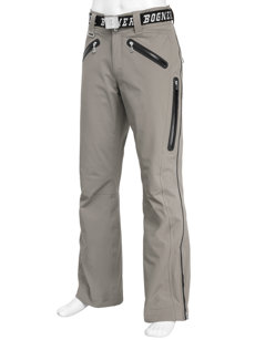ice 2-t grey insulated ski pant