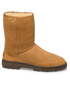 men's ultra short boot