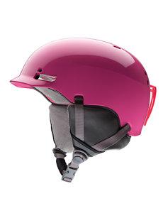 gage jr bright pink helmet