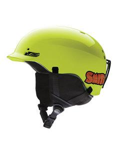 gage jr yellow/green helmet