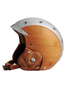 bamboo helmet