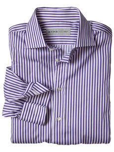 lorenzo stripe shirt