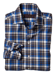franco plaid shirt