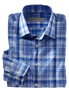 marcello plaid shirt