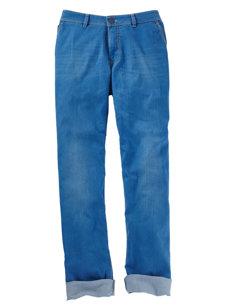bill modern blue jean