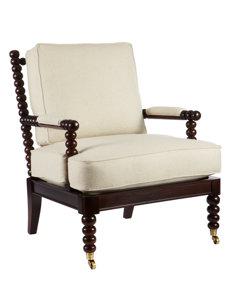 spool wool chair
