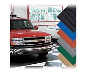 Grooved Garage Floor Mat