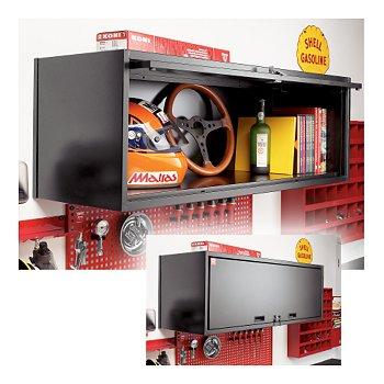 Overhead Storage Cabinet The Garage