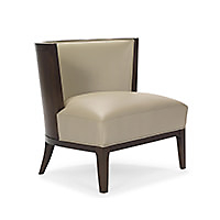 charlotte lounge chair with walnut wood back charlotte lounge chair 01