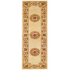 Momeni® Atlantis Hand-Carved Wool Runner Rug