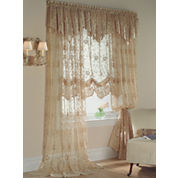JCPenney Home™ Shari Lace Rod-Pocket Window Treatments