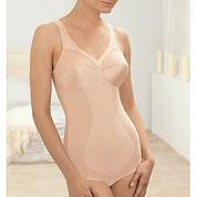 Glamorise® Full-Figure Body Briefer - 6201