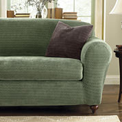 SURE FIT® Royal Diamond Stretch Slipcover Collection