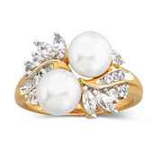 Cultured Freshwater Pearl Ring