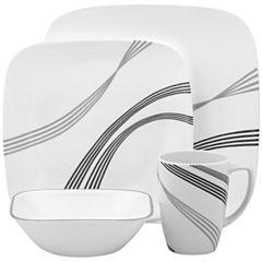 Corelle® Square™ Urban Arc 16-pc. Dinnerware Set