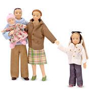 Melissa & Doug® Caucasian Victorian Dolls