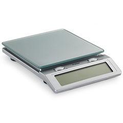 Polder® Easy Read Glass Top Digital Kitchen Scale