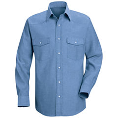 Red Kap® Deluxe Western-Style Shirt
