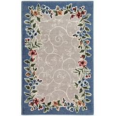 Romantica Washable Rectangular Rug