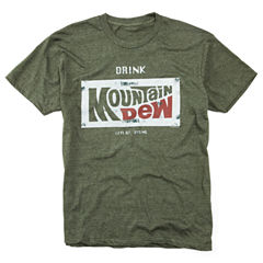 Drink Mountain Dew Graphic Tee