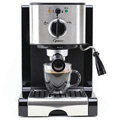 Capresso® Pump Espresso and Cappuccino Machine