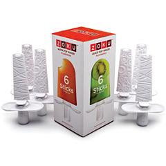 Zoku® Quick Pop™ Set of 6 Ice Pop Sticks