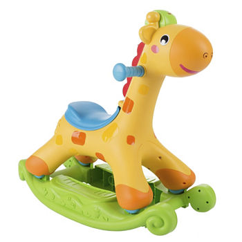 Hey Play Musical Learning Rocking Horse