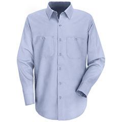 Red Kap® Industrial Solid Work Shirt–Big & Tall