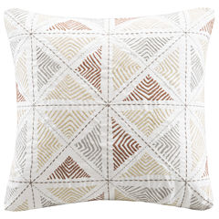 INK+IVY Zelda Square Decorative Pillow