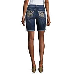 a.n.a Woven Bermuda Shorts