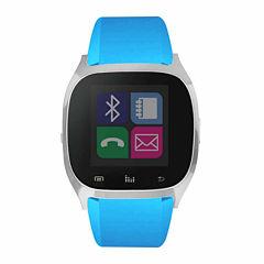 iTouch Light Blue Smart Watch-JCIT3160S590-176
