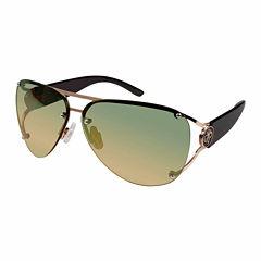 South Pole Rimless Aviator UV Protection Sunglasses-Womens
