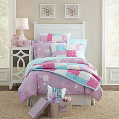Lullaby Bedding Butterfly Floral Duvet Cover Set