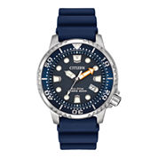 Citizen® Eco-Drive® Promaster Professional Diver Mens Sport Watch BN0151-09L