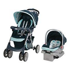 Graco® Comfy Cruiser Travel System - Stratus