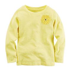 Carter's® Long-Sleeve Top - Toddler Girls 2t-5t