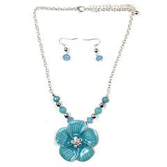Mixit Womens 3-pc. Brass Jewelry Set